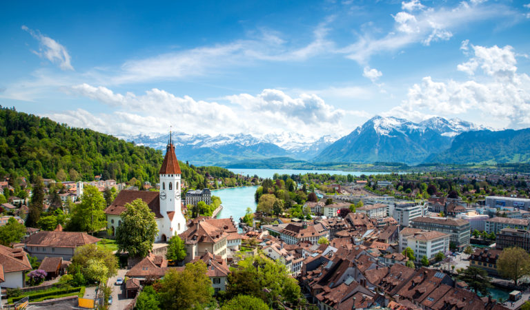 Quelle destination pour tes vacances en Suisse cette année?